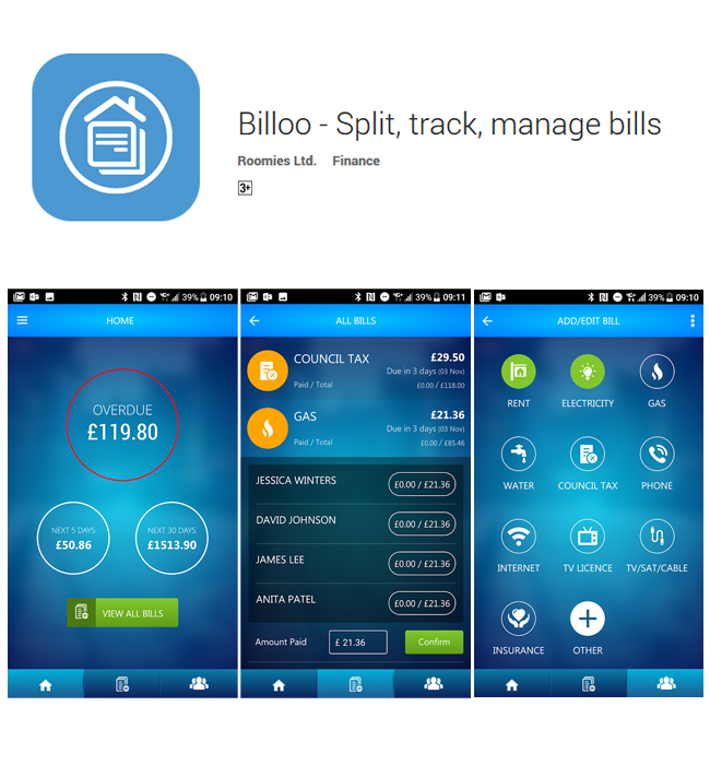 Enhancement of a Cross-Platform Mobile App for Finance Industry - Billoo