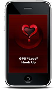 iPhone Mobile App for GPS Location Tracking 'fxdev'