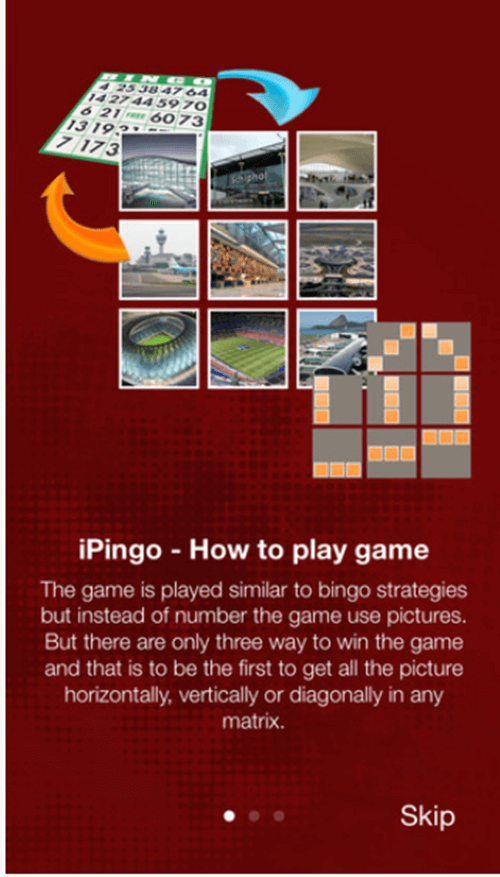 Development of An iOS Based Picture Gaming App- iPingo