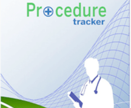 Tracking all Medical Procedures for any Specialty
