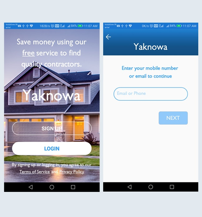 Xamarin App Development for Real Estate Industry, USA - Yaknowa
