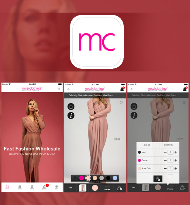 Development of an eCommerce Application for iPhone