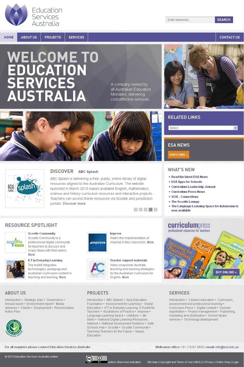Design & Development of an e-learning Portal
