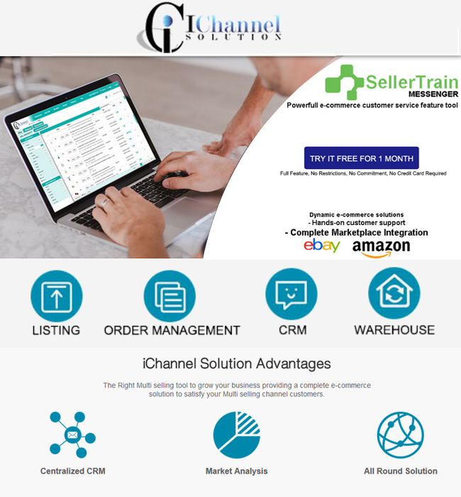 Development of an E-commerce Website for IT Industry - iChannelSolution