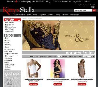 Magento Website for 'Skitty & Stella' - Women's Fashion Store Online