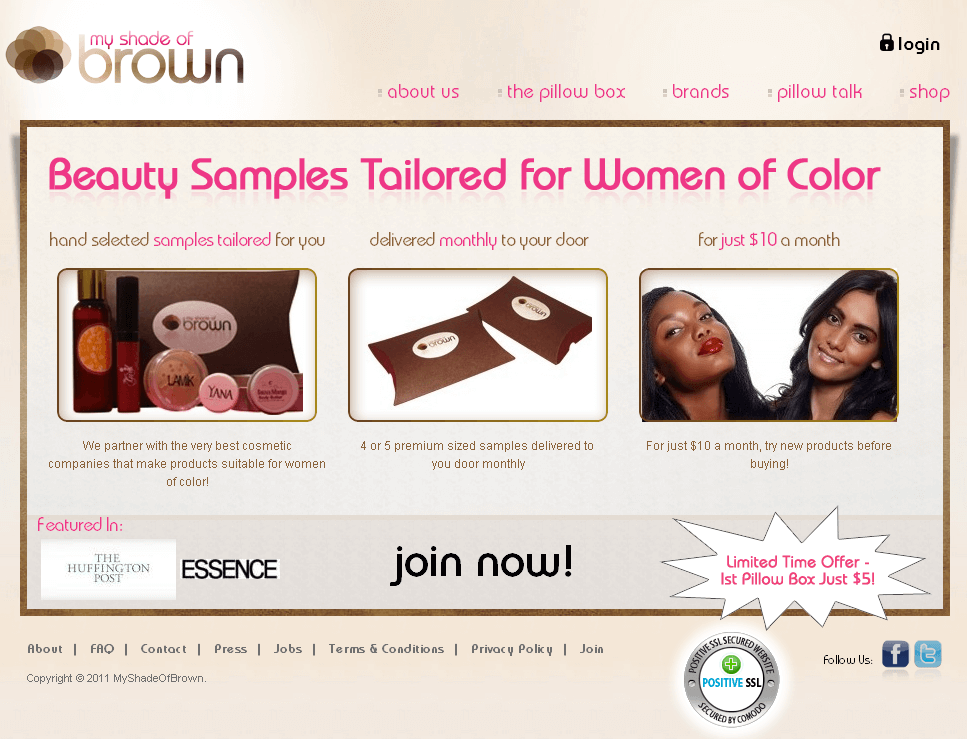 Development of A Magento Store for Selling Beauty Products
