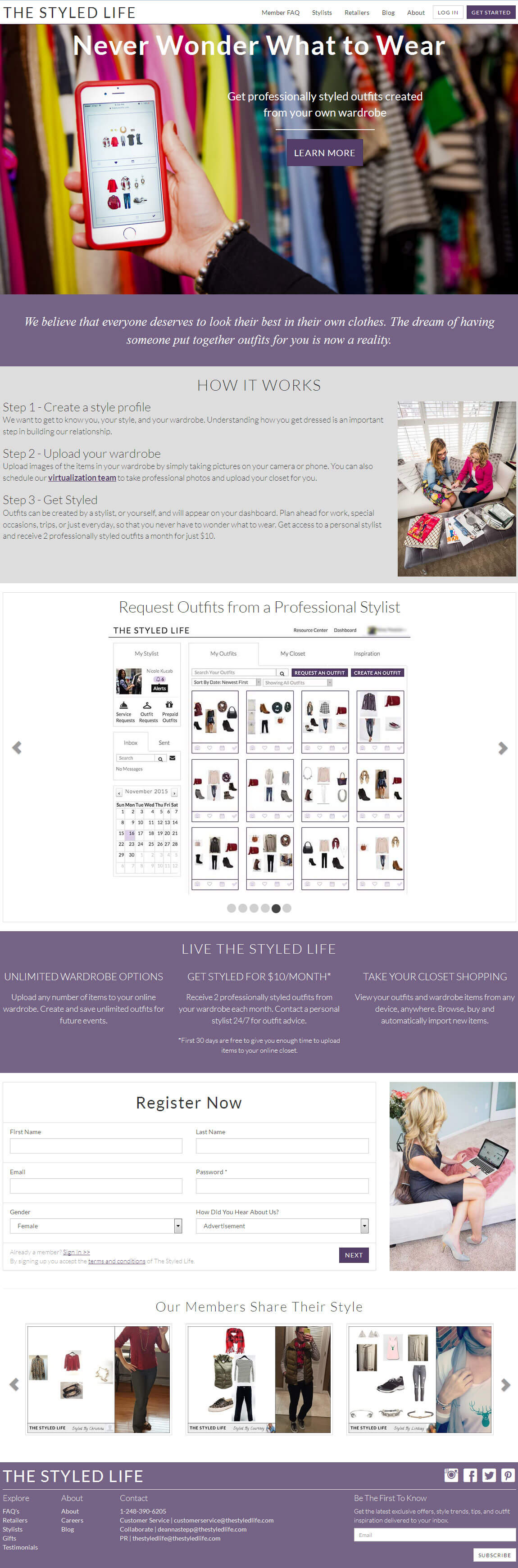 Development of A PHP Based Online Store for Selling Latest Outfits