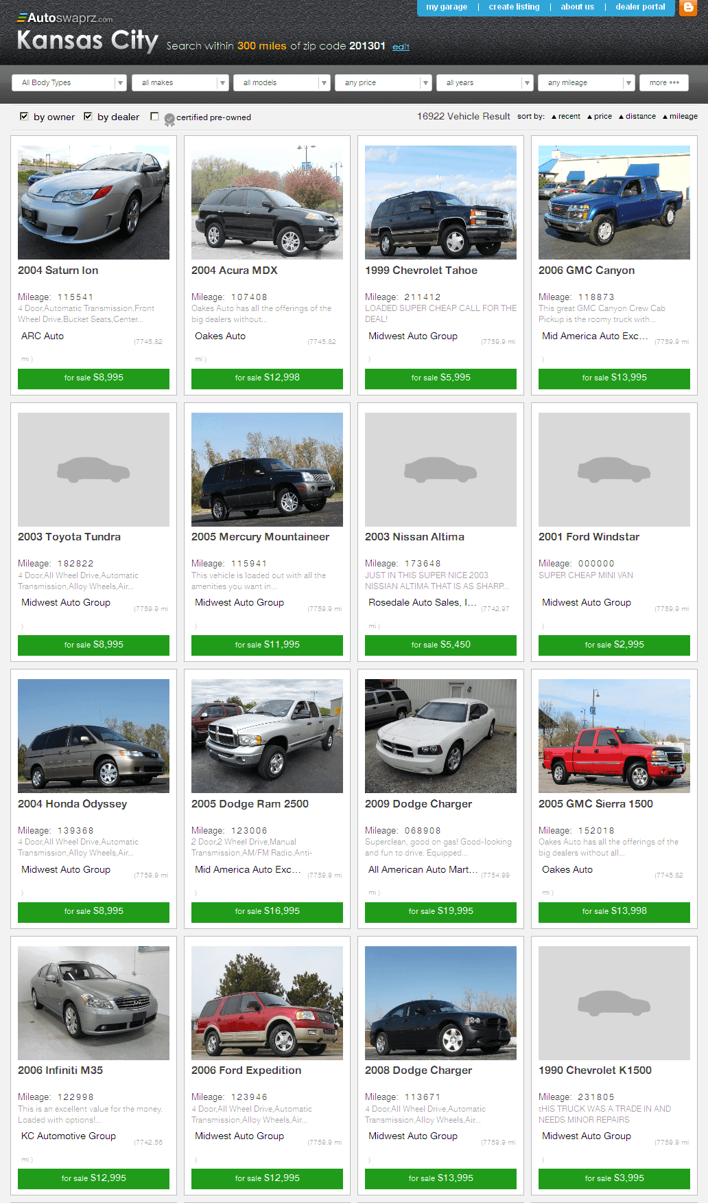 PHP and MySQL Based An Automotive Marketplace Website