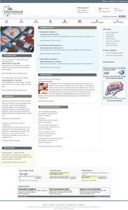 Website for 'BESPOKE' Using PHP - Information About Food & Safety