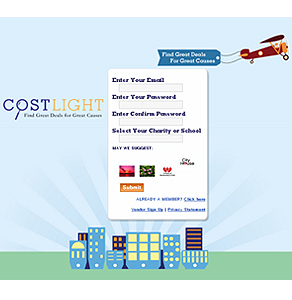 Website for Consumer 'COSTLIGHT' Using PHP – Coupons & Deals Online