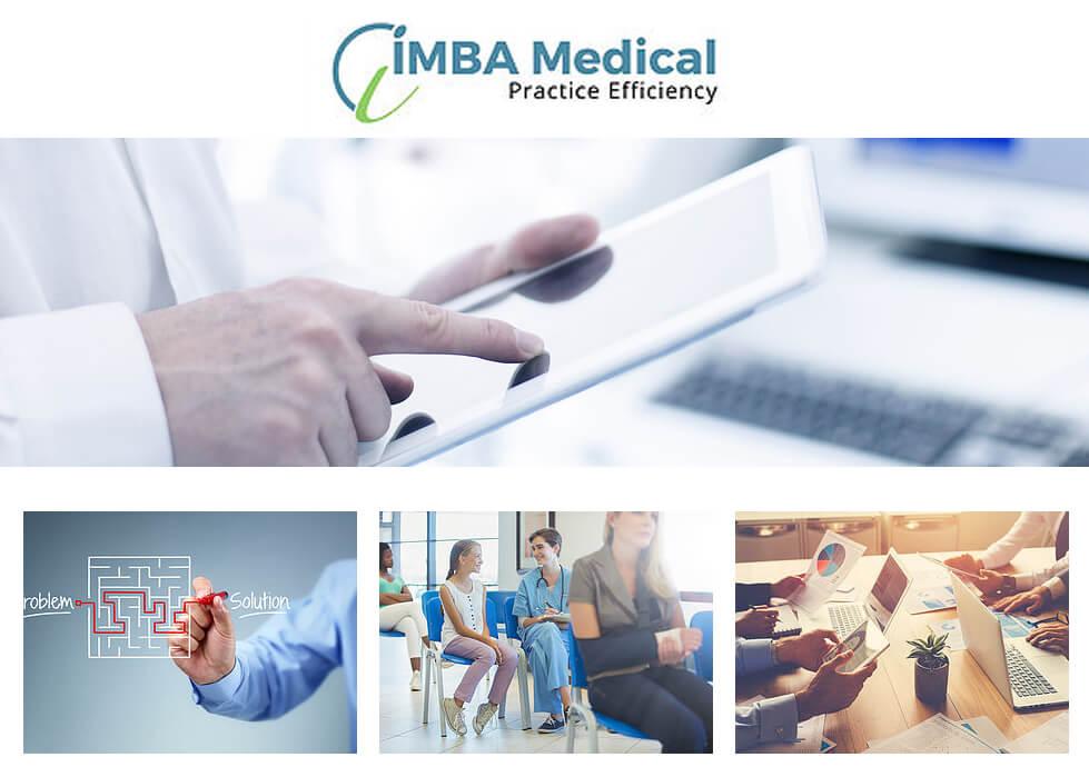 Development of Medical Billing Web Application - IMBA