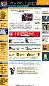 PHP Website for Healthcare 'YouandAIDS' – Online AIDS Forum