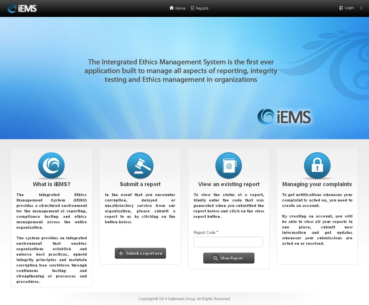 A PHP Based Investigations Case Management System