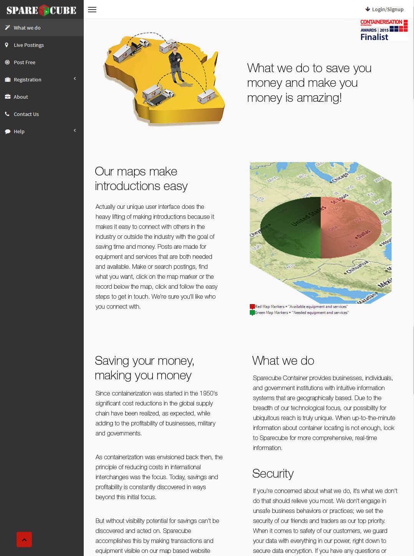 A Zend Framework Based Website