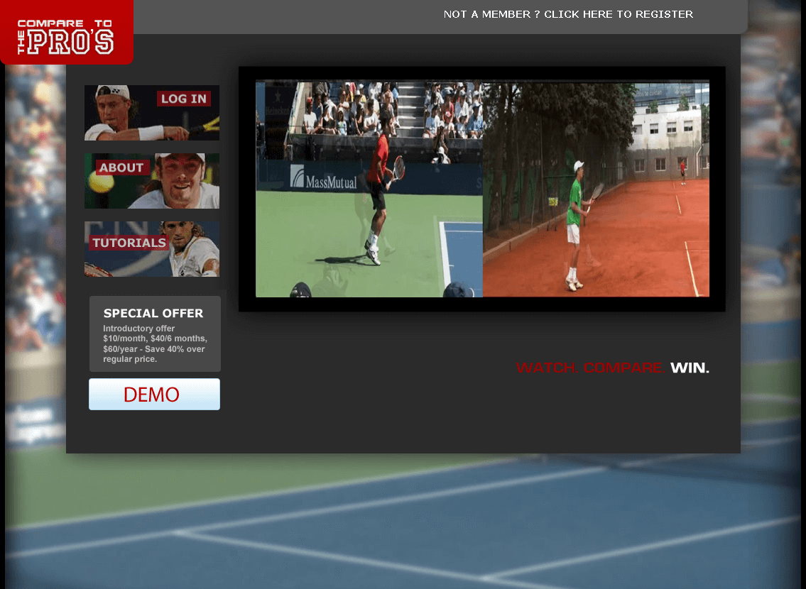 Website for Video Sharing Platform 'Compare to the Pros' Using PHP