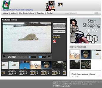 Website for Media 'Online Network' Using PHP – Video Sharing Platform