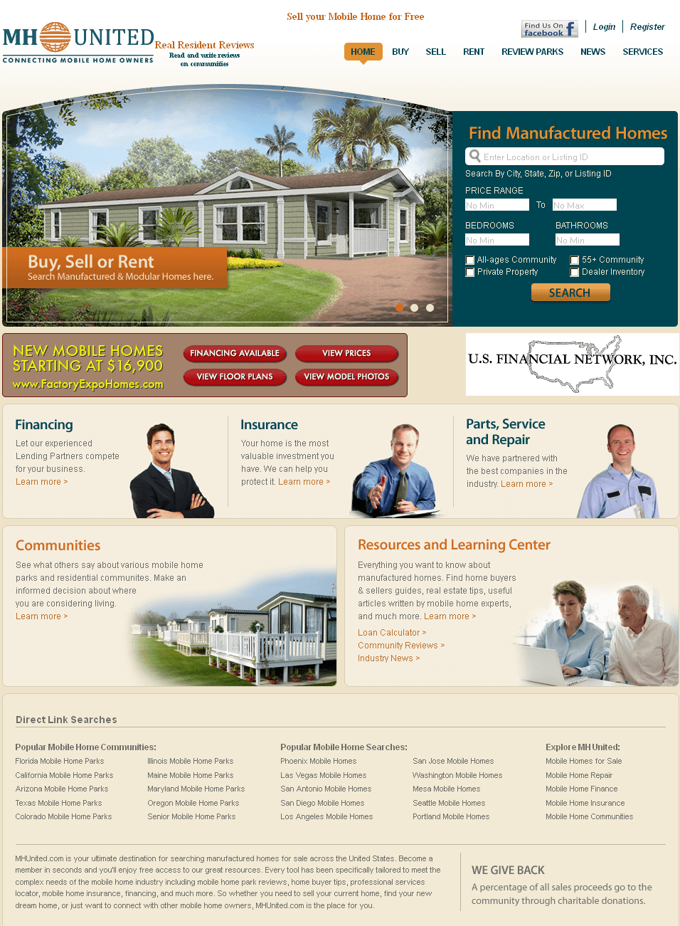 Real Estate Website in PHP 'MHUNITED' – Marketplace to Buy, Sell, & Rent