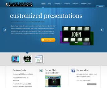 Website for Video Presentations