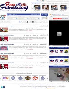 PHP Website for Franchise Management Solution Provider 'Hero Franchising'