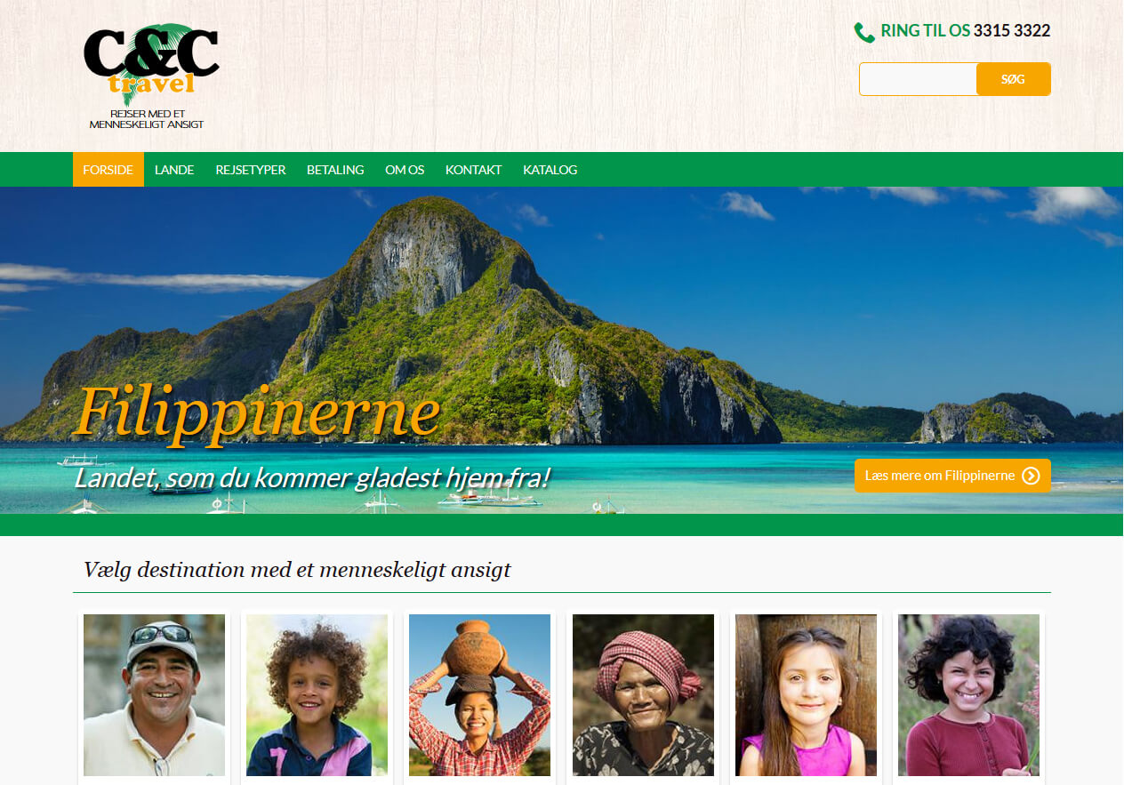 Development of A PHP Based Travel Website
