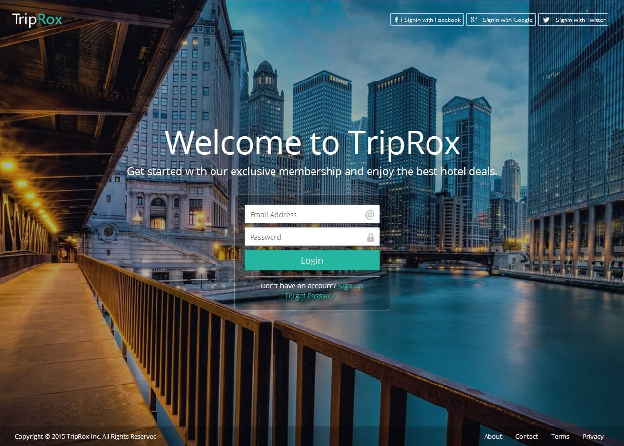 A PHP Based Hotel Booking Website