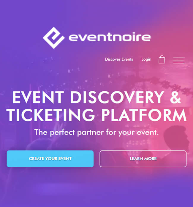 Website Redesigning for Event Management Industry in USA - Eventnoire