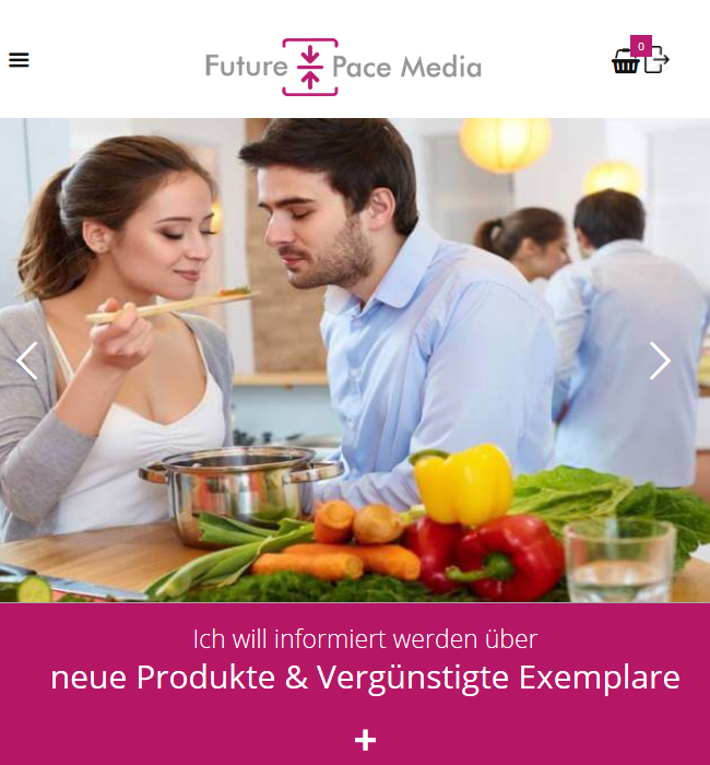 Website Enhancement for eCommerce Industry in Germany - Future Pace Media
