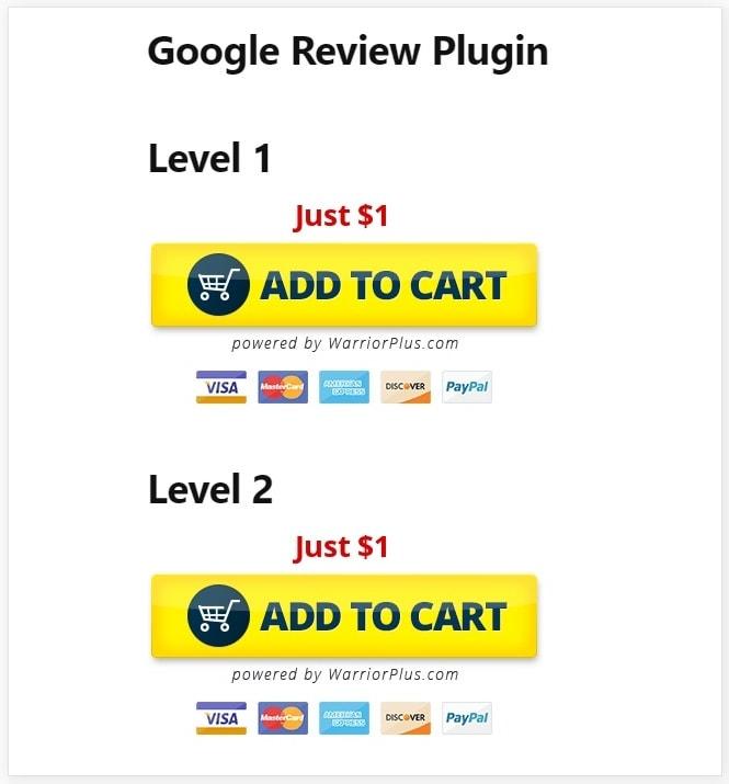 WordPress Universal Custom Plugin Developed For USA Client - Google Review