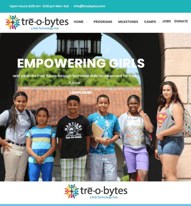 WordPress Website Development for Education Industry, USA - Treobytes