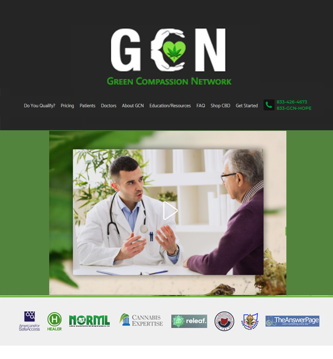WordPress Website Design & Development for Medical Industry in USA - GCN