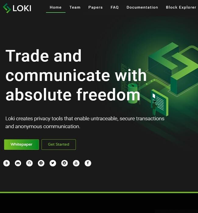 WordPress Website Development for Networking Industry, Australia - Loki