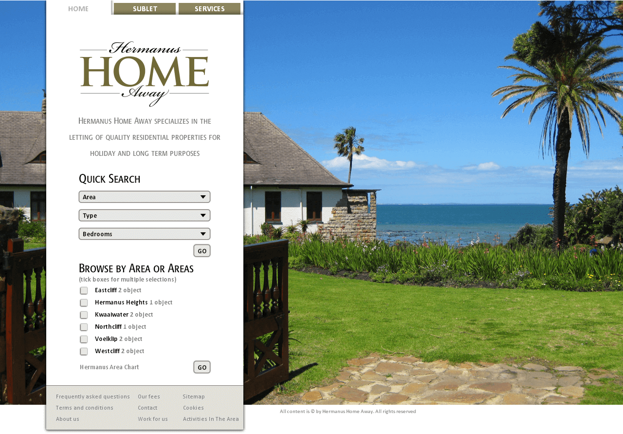 A WordPress Based Property Listing Website