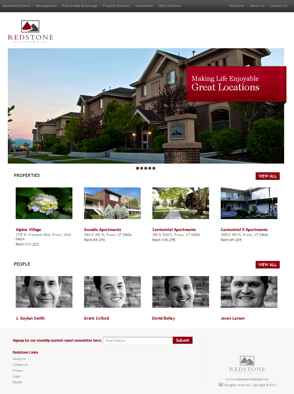 Development of A Zend Based Student Housing Management Website